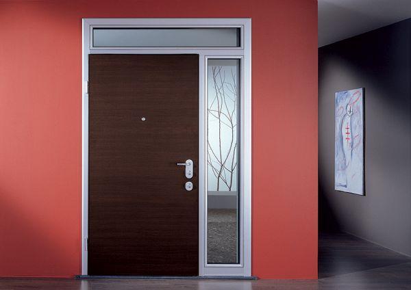 La porte de sécurité avec affaiblissement acoustique