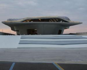 La nouvelle station maritime de Salerno